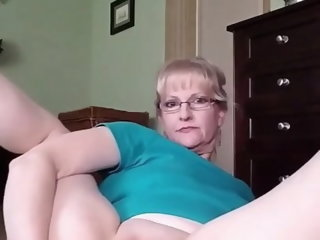 Beauteous Mature Girl's Arch Anal Masturbation, Busy Epitome