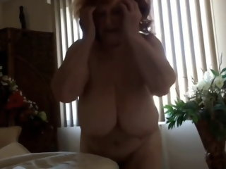 Nympho 83yr Old Granny and Will not hear of 33yr Old Show one's age