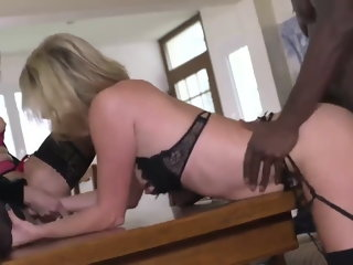 French sluts shot BBC